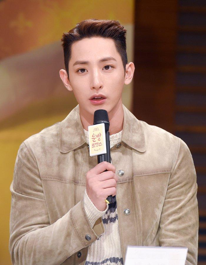Lee Soo Hyuk S Drastically Changed Face Kkuljaem