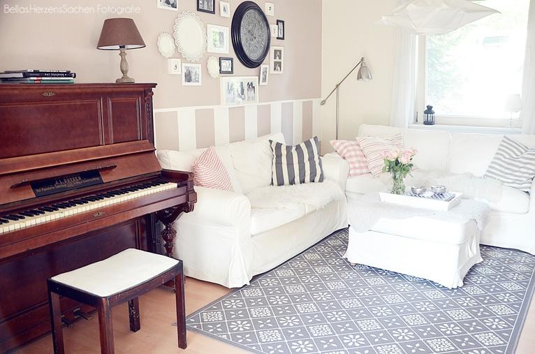 White Living Interiorblogger