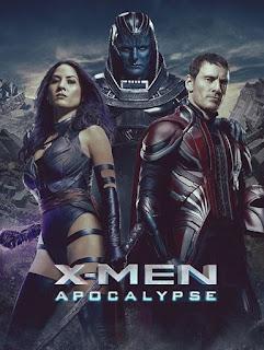 Rekomendasi Film Bagus X-Men : Apocalypse