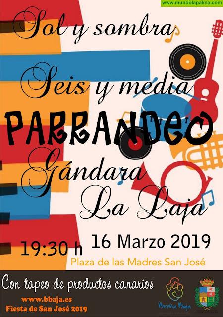 """FIESTA DE SAN JOSÉ: III Encuentro """"Parrandeo 2019"""""""