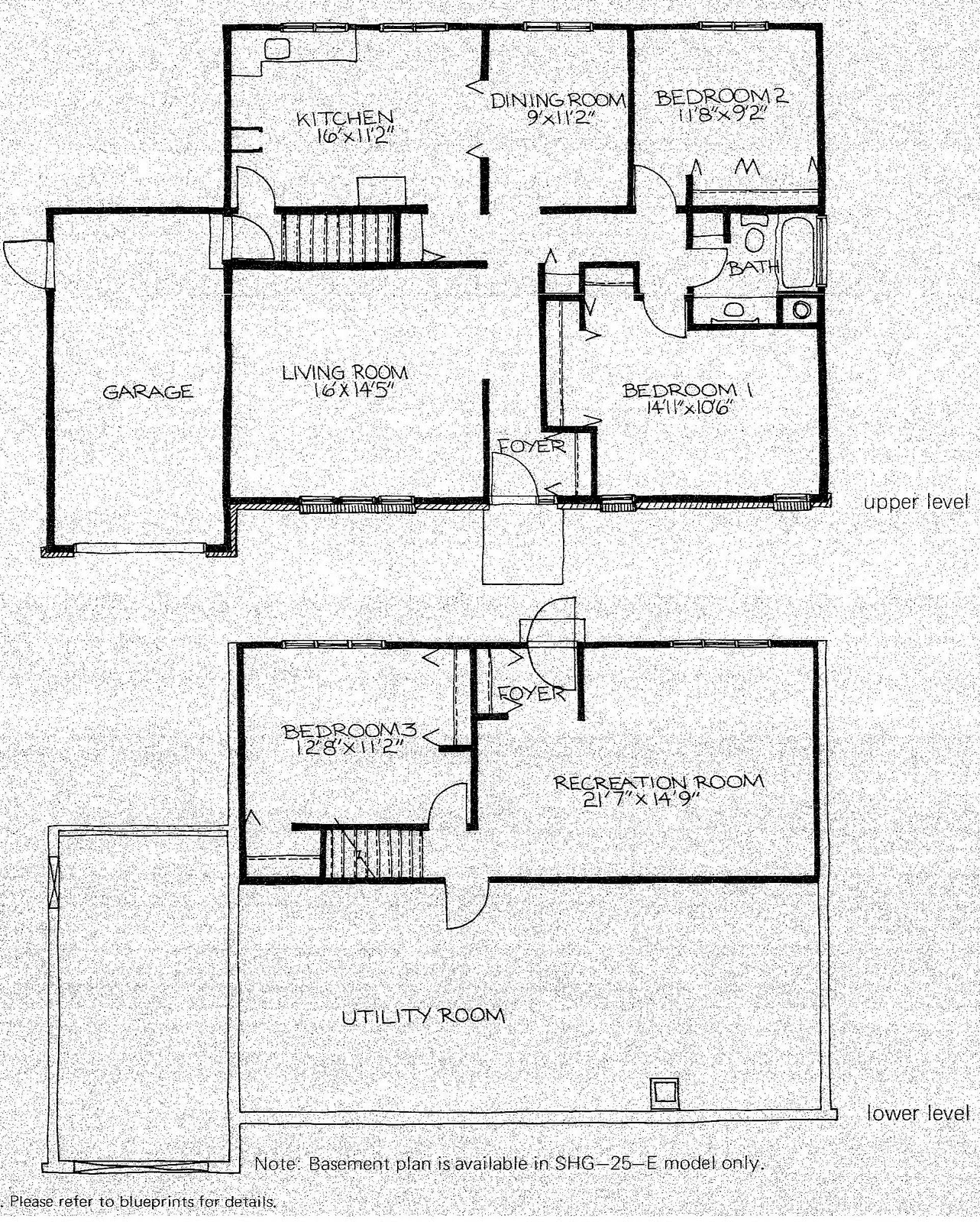 Basement Stair Designs Plans: Mid-Century Modern And 1970s-Era Ottawa: The Bungalow