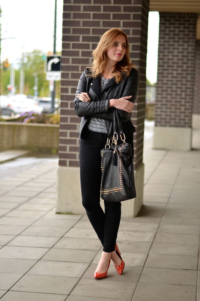 What to Wear With a Vero Moda Motto Jacket