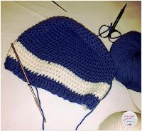 berretto di lana step8