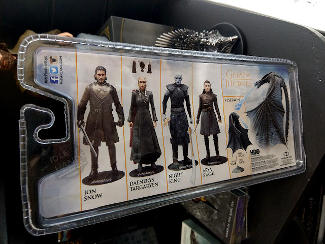 UK Toy Fair 2019 McFarlane Toys Game of Thrones Action Figures