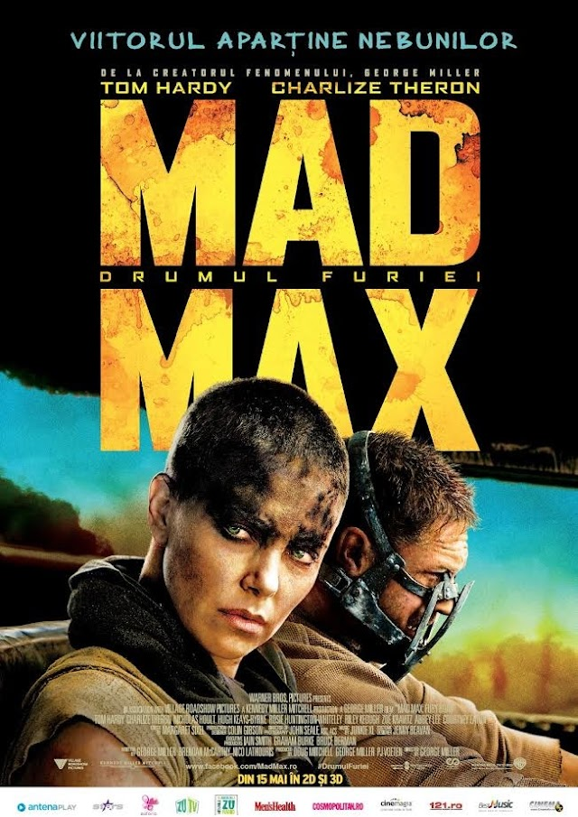 Mad Max: Fury Road (Film 2015) - Mad Max: Drumul furiei