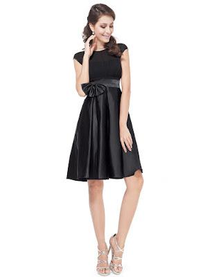 Vestidos de fiesta cortos a la moda