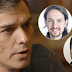 Pablo Iglesias y Alberto Garzón felicitan a Pedro Sánchez