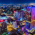 Ho Chi Minh city beautiful night views