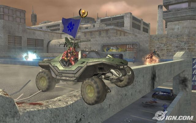 Capturas Halo 2 PC Full Español