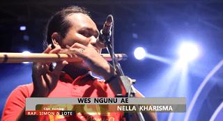 Lirik Lagu Wes Ngono Wae - Nella Kharisma