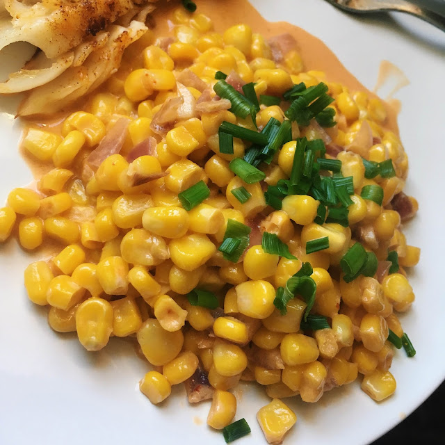 Chipotle Creamed Corn Recipe