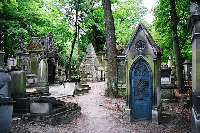 Cmentarz Pere-Lachaise