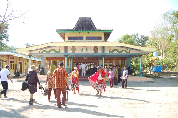 desa wisata banjarasri kulon progo