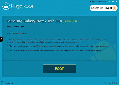 Android king root