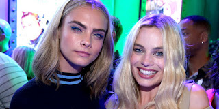 , Celeb Gossips! Margot Robbie Gave Cara Delevingne the Most Epic Tattoos, Latest Nigeria News, Daily Devotionals & Celebrity Gossips - Chidispalace