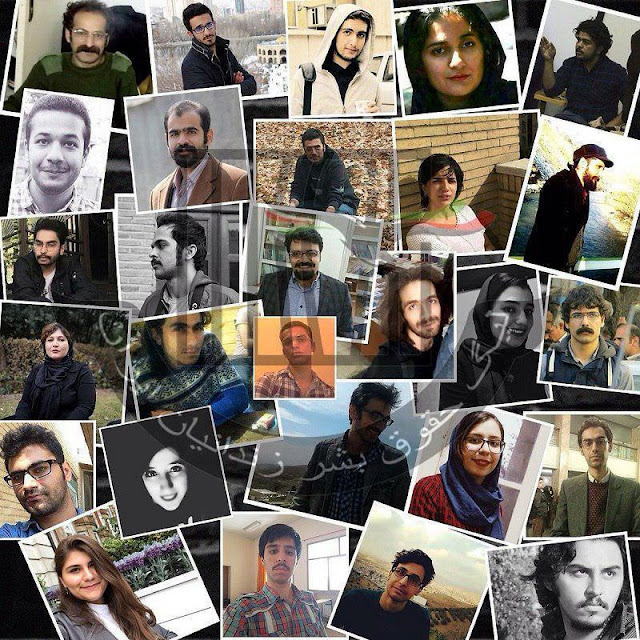 35% of Detainees of Nationwide Uprising Are Students and 90% Are Under 25 Years of Age