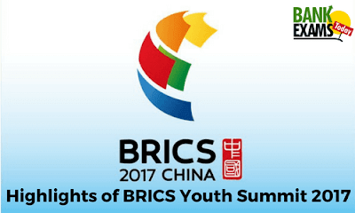 Highlights of BRICS Youth Summit 2017