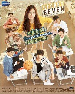 Phim Gái Cô Đơn Và Bảy Trai Đẹp-Secret Seven