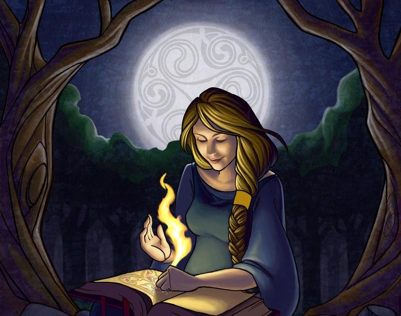 Eu Descobri Que A Solidão é O Grande Lua: Canto Da Bruxa: Poesia. Um Tipo De Magia Muito Especial
