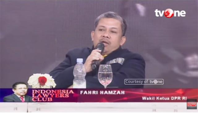 Fahri: Enggak Perlu Diperiksa, Pak Prabowo sama Saya Masuk Penjara, Biar Puas