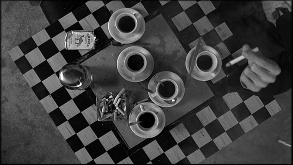 Coffee & Cigarettes - Champagne