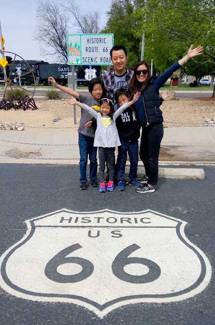 kingman, arizona, the heart of historic route 66