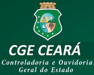 CGE Ceará divulga Comissão do Concurso Público