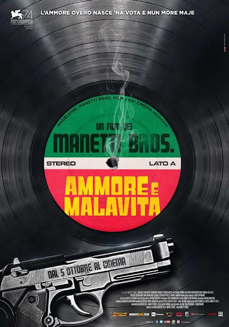 Ammore E Malavita Poster