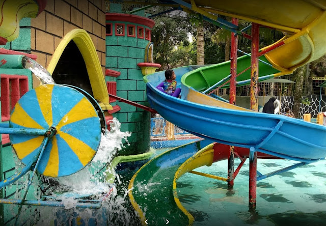 Harga Tiket Masuk Cas Waterpark Cikoole Pandeglang