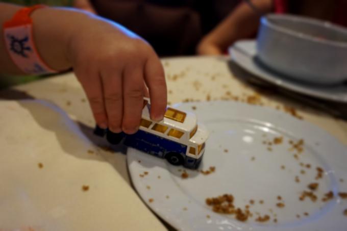 msc divina karibian risteily, lasten kanssa ravintolassa