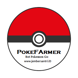 Download PokeFarmer 1.0.82 (Patched) - BOT Pokemon GO Auto Farm, Auto Catch 100% Work! (Anti Softban) Terbaru