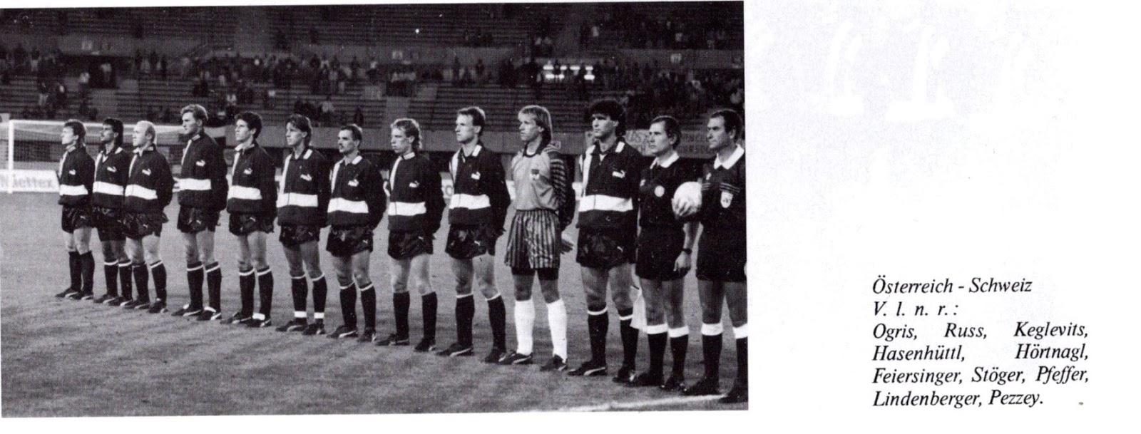 soccer nostalgia international season 1990 91, part 1 and  fu%c3%83%c2%9fball shorts c 24 #9
