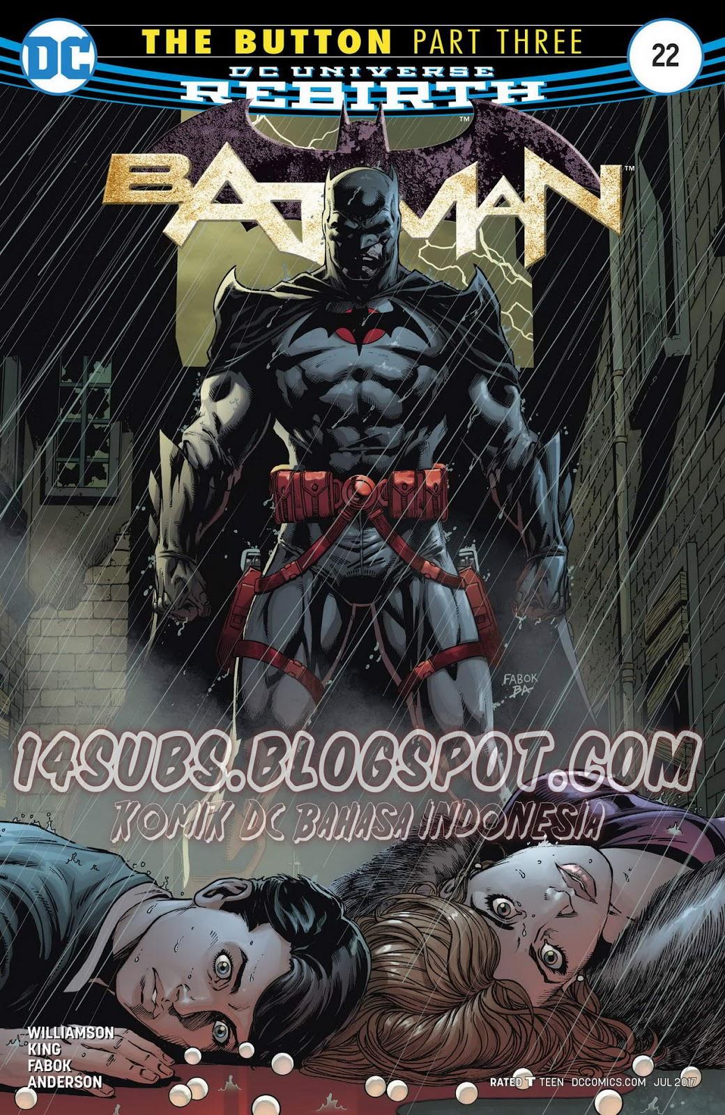 batman/flash : the button (2017) - complete