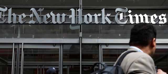 NYTimes' Newest Hire Sent Tons Of Anti-White Racist Tweets