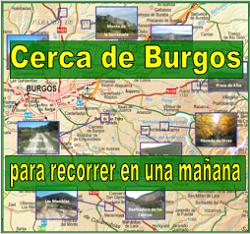 Ir a mapa de rutas cerca de Burgos