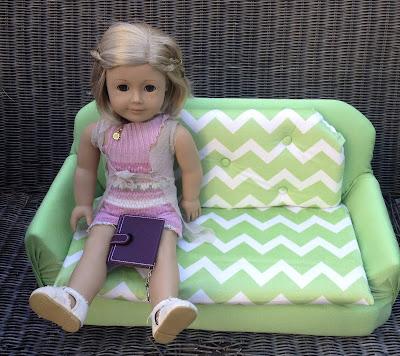 Crochet American Girl Doll Shoes