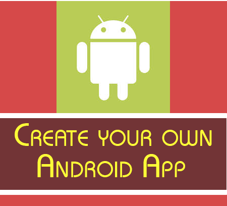 How To Create Your Own Android App - Setting Up The Tools | Glorymaking