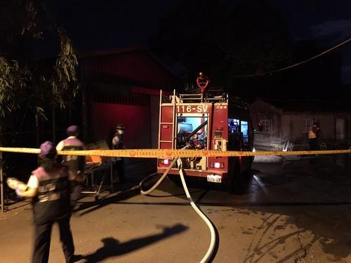 4 Orang Tewas Dalam Kebakaran di Chungli Taoyuan Taiwan Semalam