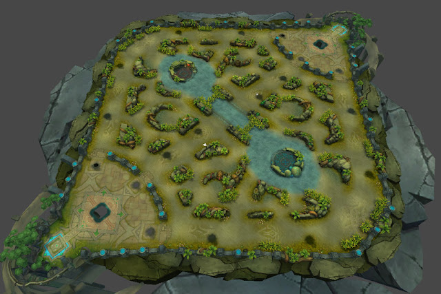 Update Terbaru Mobile Legend, Perubahan Map, Minion, Lokasi Lord, Turtle, Dan Buff