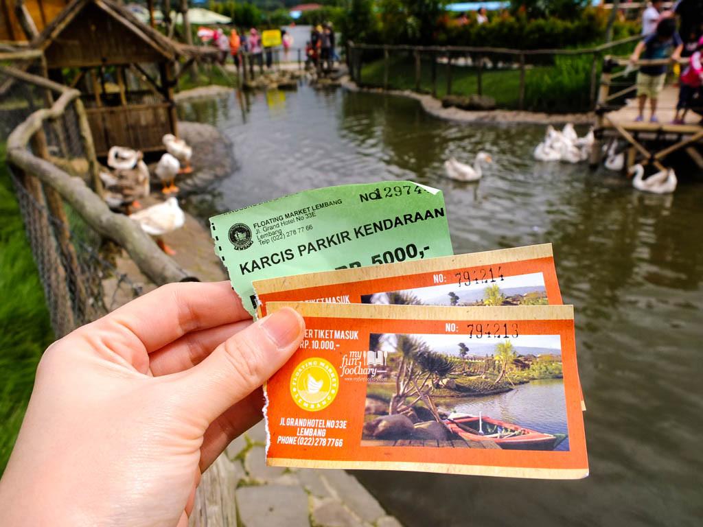 Harga Tiket Masuk Floating Market Lembang - MEDIANEWS