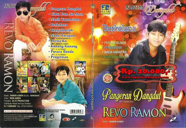 Revo Ramon - Pangeran Dangdut (Album Dangdut)