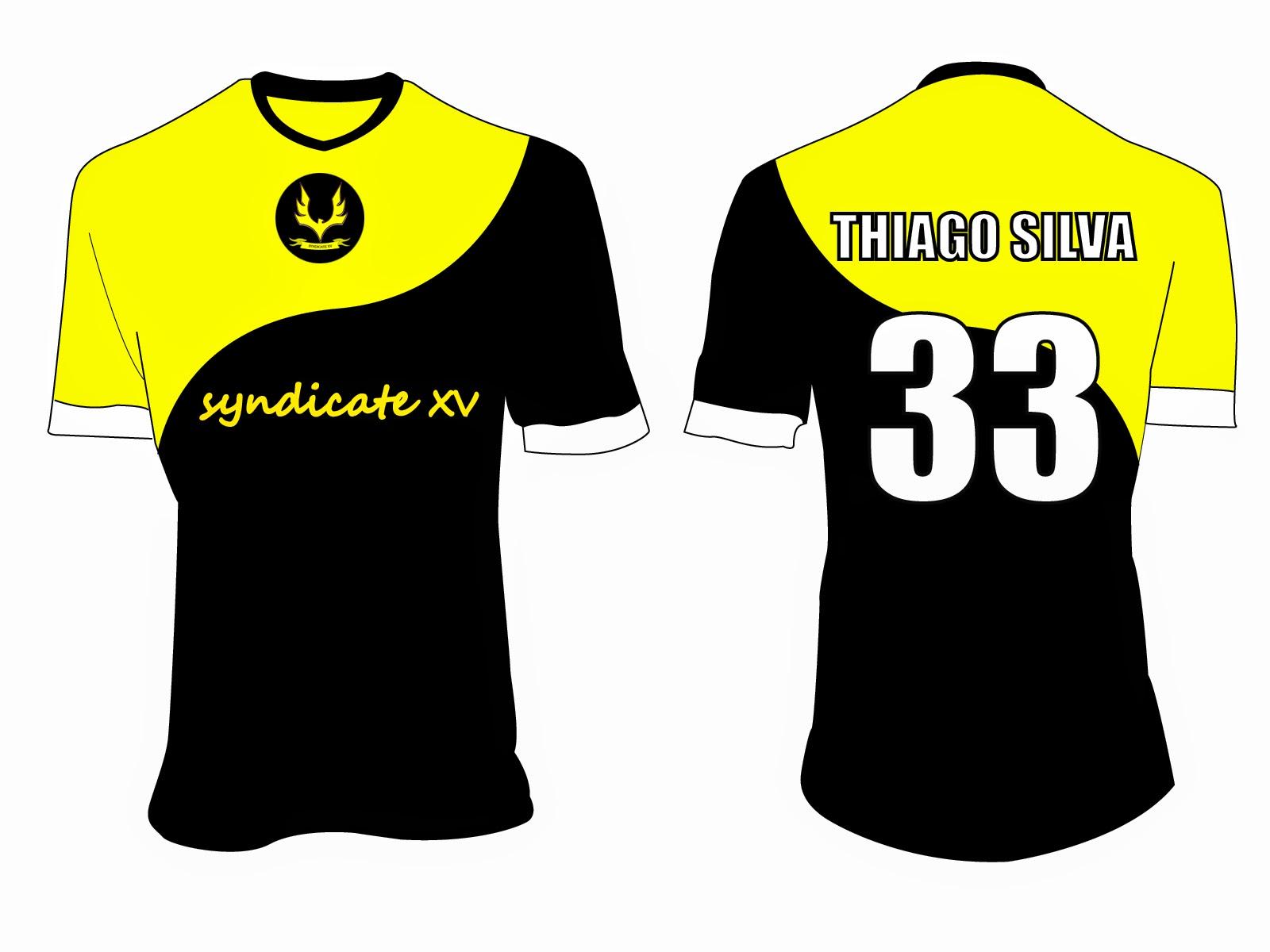 DHN KONVEKSI: Design Kaos Futsal