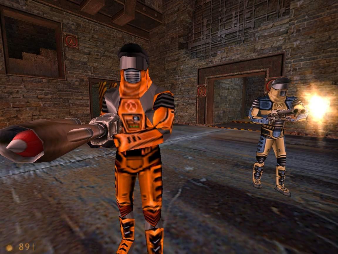 Half Life Hakkında Her Şey...: Half Life Deathmatch classic