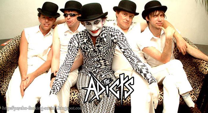 discografia de the adicts mega