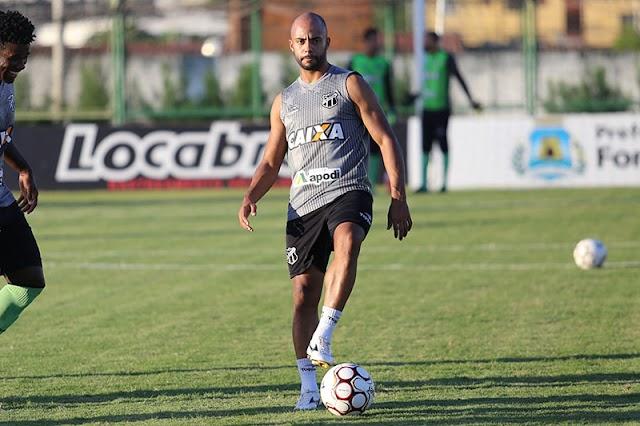 Romário festeja vitória do Ceará fora de casa e visa duelo difícil com o Santa Cruz