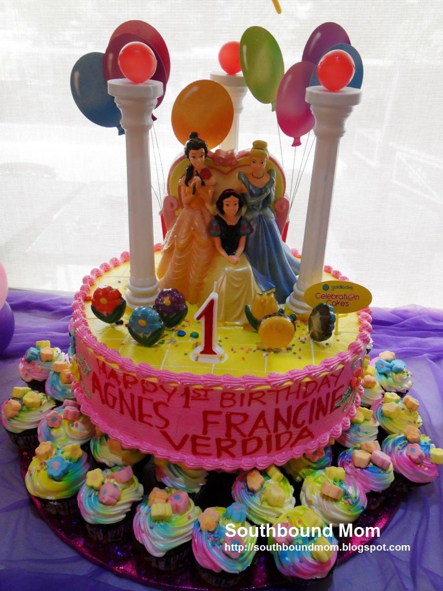 Goldilocks Cakes For St Birthday Girl