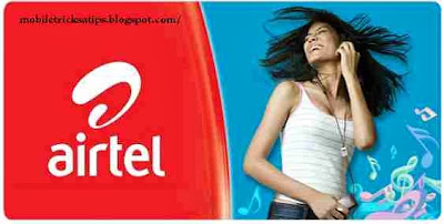 Airtel Free Sms Trick image photo