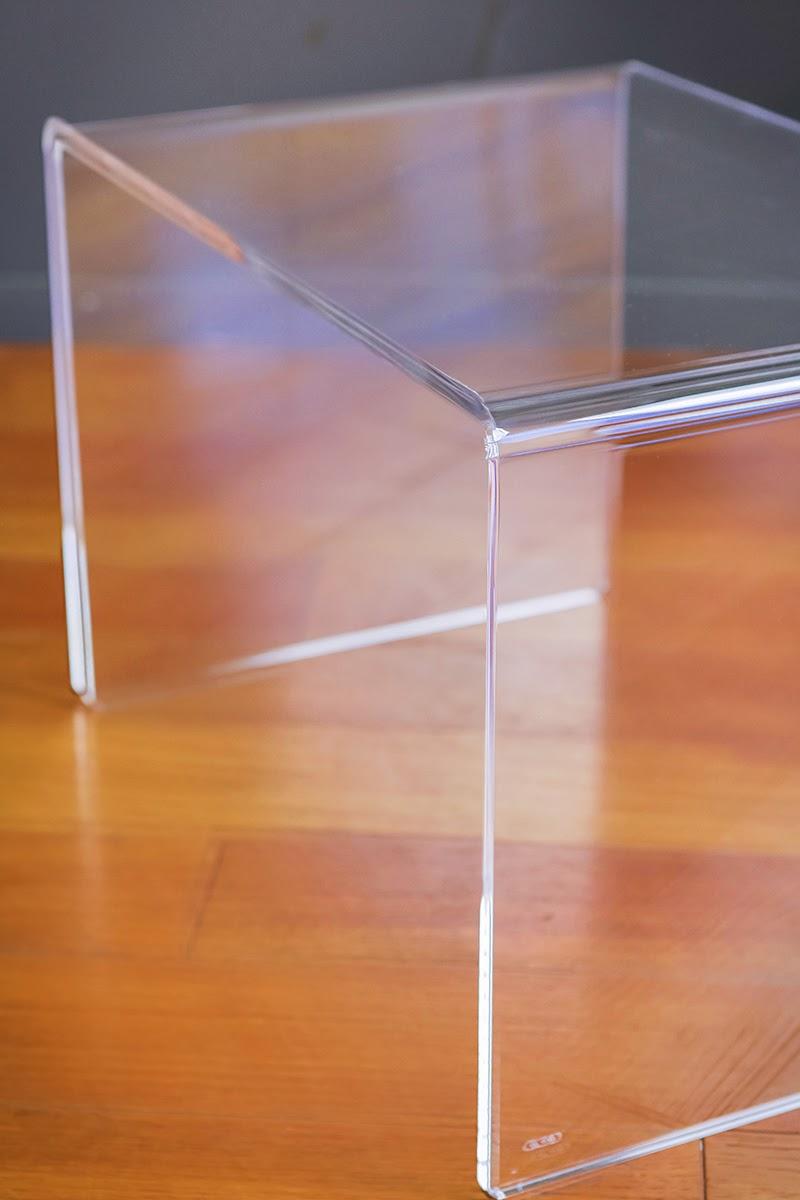 Tavolini plexiglass ikea  Trattamento marmo cucina