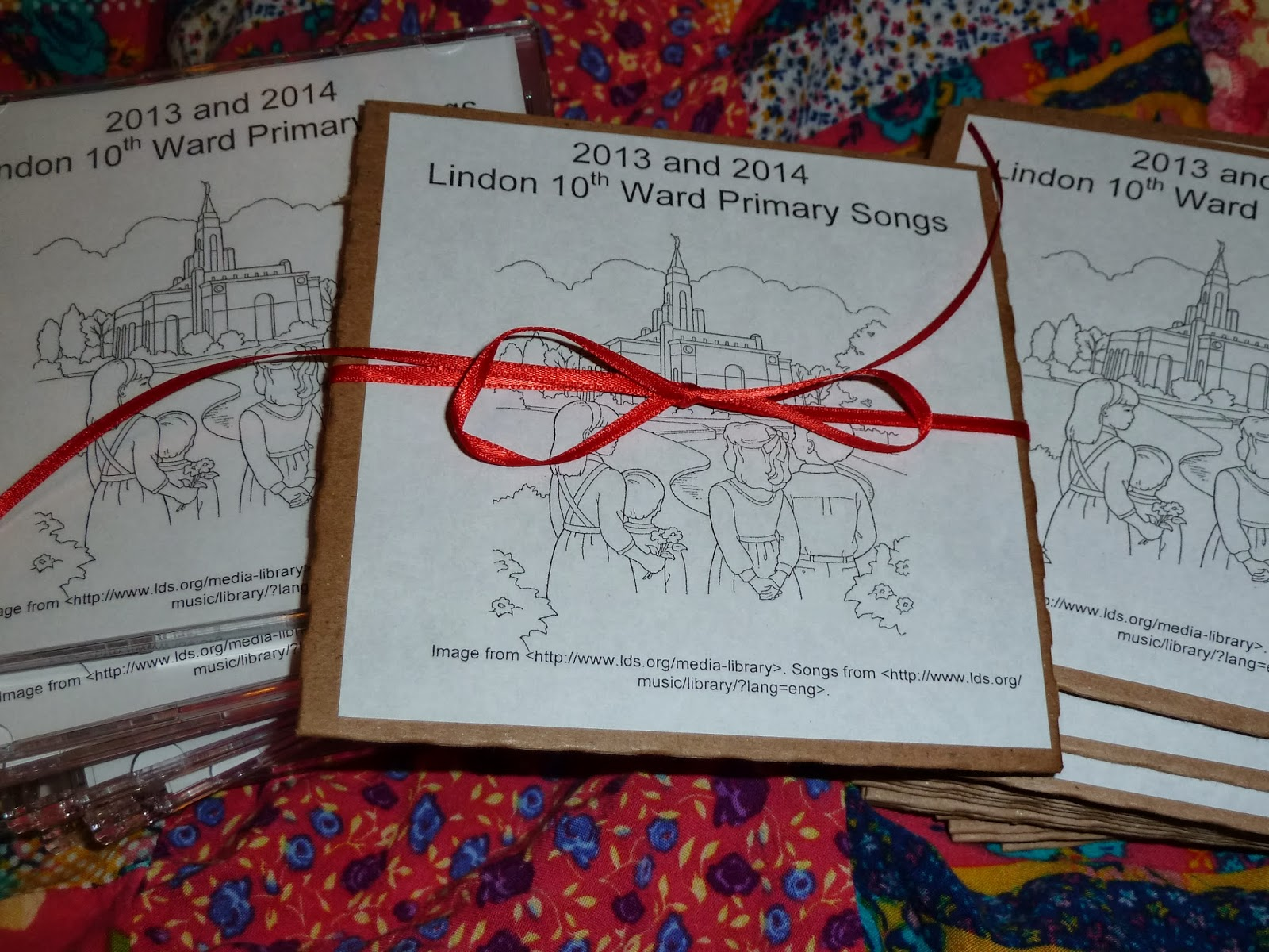 Primary Singing Time Chorister Ideas: Primary Song CDs for the ...