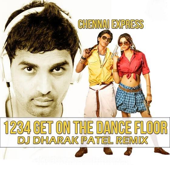 Djsking 1234 Get On The Dance Floor Dj Dharak Remix